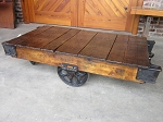 Chestnut ESP Daisy Cart Table 18073