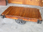 Furniture Factory Cart Table 19032