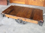 Furniture Factory Cart Table 19033