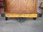 Nutting Cart Table N19051